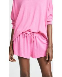 Honeydew Intimates - Starlight French Terry Lounge Shorts - Lyst