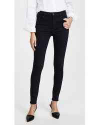J Brand - Maria High Rise Photo Ready Jeans - Lyst