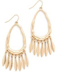 Adia Kibur - Georgia Earrings - Lyst