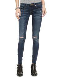 Blank - Skinny Jeans - Lyst