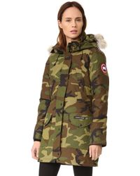 Canada Goose jackets outlet fake - Shop Women's Canada Goose Coats | Lyst