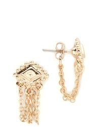 Capwell & Co - Tiny Light Earrings - Lyst