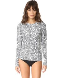 Cover - X Ashley Hicks Perfect Swim T - Lyst