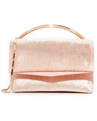 Eddie Borgo - Velvet Vanity Bag - Lyst