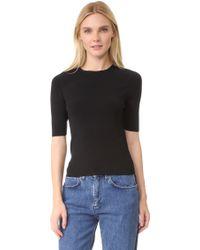 Edition10 - Short Sleeve Top - Lyst