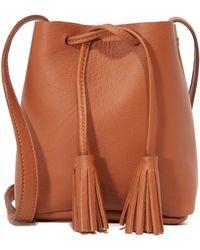 Shaffer - Greta Drawstring Bag - Lyst