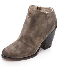 Freebird by Steven - Detroit Booties - Lyst