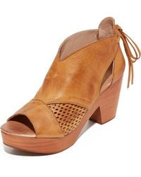 Free People - Revolver Clog Sandals - Lyst