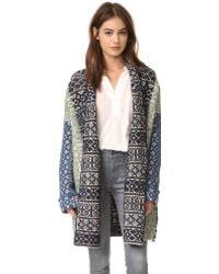 Giada Forte - Knit Jacket - Lyst
