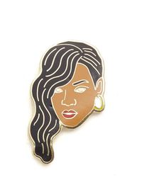 Georgia Perry - Rihanna Pin - Lyst