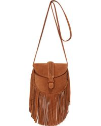 Grace Atelier De Luxe - Gamine Saddle Bag - Lyst
