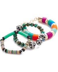 Holst + Lee - Fiesta Bracelet Set - Lyst