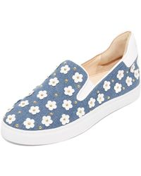 Isa Tapia - Taylor Slip On Trainers - Lyst