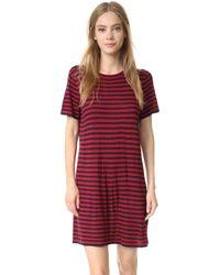 Jenni Kayne - T-shirt Dress - Lyst