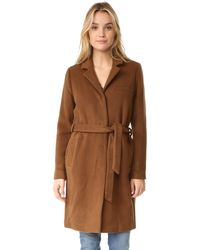 Just Female - Levy Coat - Lyst