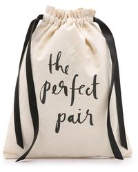 Kate Spade - The Perfect Pair Travel Shoe Bag - Lyst