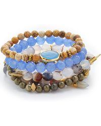 Lacey Ryan - Loyalty Bracelet Set - Lyst