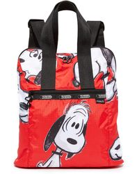 LeSportsac - Peanuts X Everyday Backpack - Lyst