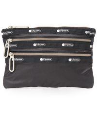 LeSportsac - Classic 3 Zip Pouch - Lyst