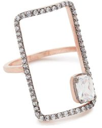 Maha Lozi - Out Of The Box Ring - Lyst