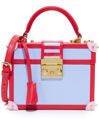 Mayra Fedane - Lilly Trunk Bag - Lyst