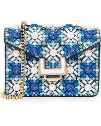 Mayra Fedane - Mini Nicole With Swarovki Crystals - Lyst