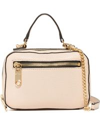 MILLY - Astor Mini Satchel - Lyst