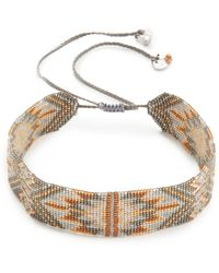 Mishky - Macui Choker Necklace - Lyst