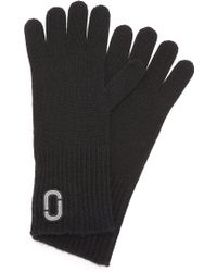 Marc Jacobs - Classic Cashmere Gloves - Lyst