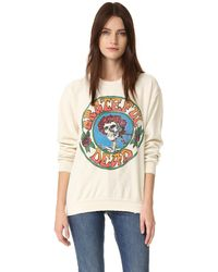 Madeworn Rock - Grateful Dead Sweatshirt - Lyst