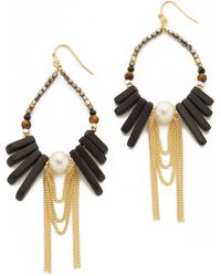 Nakamol - Monica Earrings - Lyst