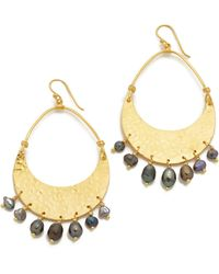 Nakamol - Rebecca Earrings - Lyst
