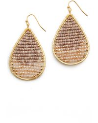 Nakamol - Stephanie Earrings - Lyst