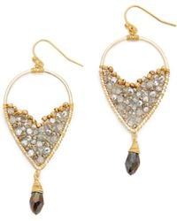 Nakamol - Bailey Earrings - Lyst
