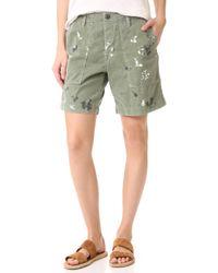 NSF - Braxton Shorts - Lyst