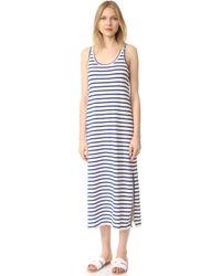 Petit Bateau - Iconic Striped Tank Dress - Lyst