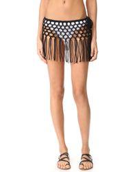 Pilyq - Macrame Skirt - Lyst