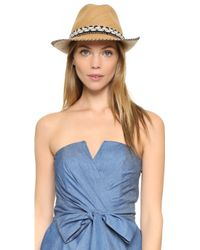 Sara Designs - Hermosa Hat - Lyst