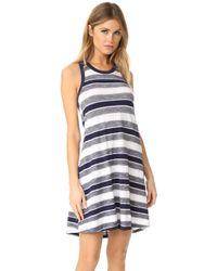 Sol Angeles - Tahoe Stripe Dress - Lyst