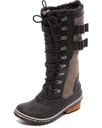 Sorel - Conquest Carly Ii Boots - Lyst