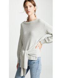 Brochu Walker - Runa Off Shoulder Sweater - Lyst