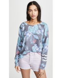 Sol Angeles - Night Blooms Pullover - Lyst