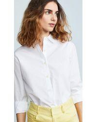 a18ef3e8 Kule - Button Down Shirt - Lyst. Kule. Button Down Shirt. $238. Shopbop ·  Alice + Olivia ...