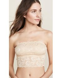 Cosabella - Never Say Never Tube Top - Lyst