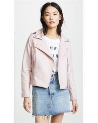 BB Dakota - Amelie Vegan Leather Jacket - Lyst