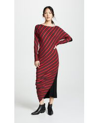 Zero + Maria Cornejo - Lui Wide Stripe Dress - Lyst