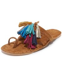 Figue - Scaramouche Sandals - Lyst