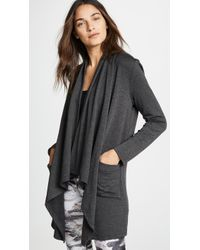 Beyond Yoga - Everyday Drape Cardigan - Lyst