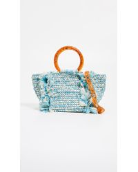 Carolina Santo Domingo - Corallina Santo Domingo Ring Tote - Lyst