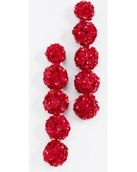 Sachin & Babi - Fleur Bouquets Clip On Earrings - Lyst